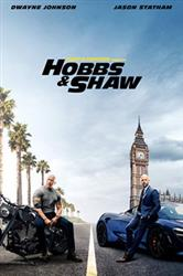 "Fast & Furious Presents: Hobbs & Shaw ""Luxury Recliner"""